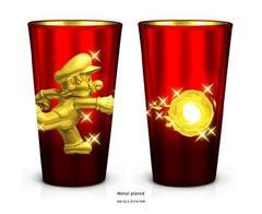 Mario: Pint Glass