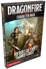 Dungeon's and Dragons: Dragonfire - Character Pack Heroes of the Sword Coast