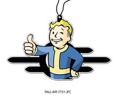 Fallout: Vault Boy - Air Freshner