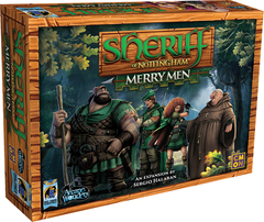 Sheriff of Nottingham: Merry Men Expansion