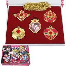 Sailor Moon: 5 Piece Chain Set