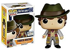 #232 Fourth Doctor - Doctor Who - B&N