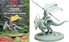 Dungeons & Dragons: Collector's Series - Chultan Dinosaur Warrior