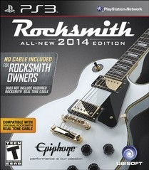 Rocksmith 2014 w/ out Cable