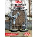 Dungeons & Dragons: Collector's Series - Aerisi Kalinoth & Air Priest