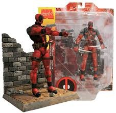 Deadpool Special Collector's Edition (Marvel Select)