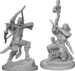 D&D - Nolzur's Marvelous Unpainted Miniatures - Elf Bard