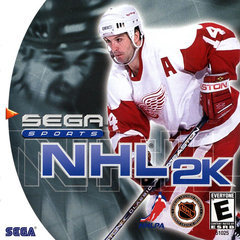 NHL 2K Sega Sports