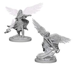 D&D - Nolzur's Marvelous Unpainted Miniatures - Aasimar Wizard