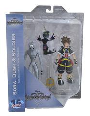 Kingdom Hearts Select: Sora, Dusk, & Soldier