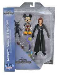 Kingdom Hearts Select: Mickey, Axel & Shadow