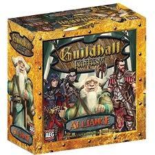 Guildhall Fantasy - Alliance