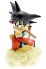 Goku on Nimbus Cloud