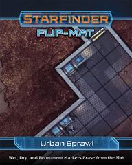 Starfinder: Flip-Mat - Urban Sprawl