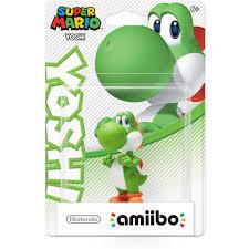 Amiibo: Super Mario - Yoshi