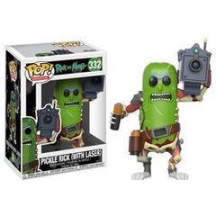 #332 Rick and Morty - Pickle Rick with Laser