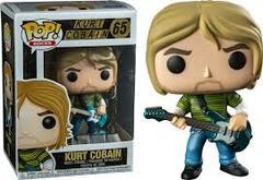 #65 - Kurt Cobain