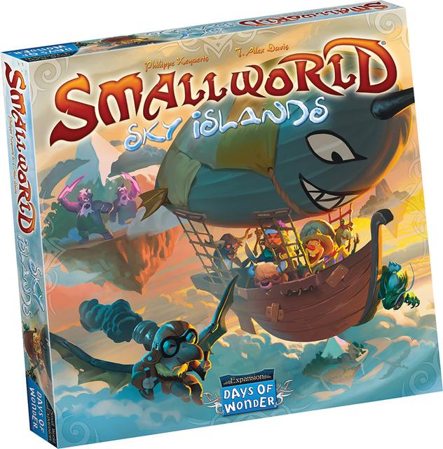 Smallworld: Sky Islands