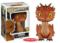 #124 - The Hobbit - Smaug (Chase)