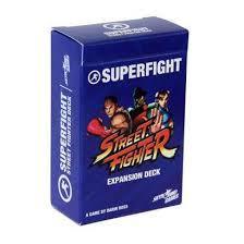 Superfight: Street Fighter