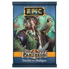 Epic Card Game: Epic Pantheon Elder Gods - Furios vs Maligus