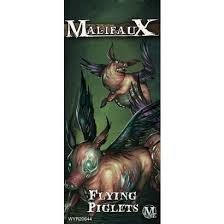 Malifaux: Flying Piglets