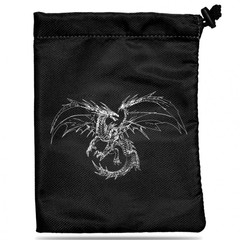 Dice Bag: Ultra Pro - Shadote Black