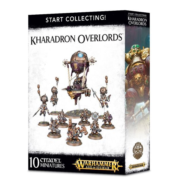 Warhammer 40,000: Start Collecting! - Kharadron Overlords