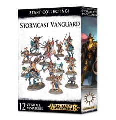 Warhammer 40,000: Start Collecting! - Stormcast Vanguard