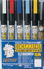 Gundam Marker: Seed Destiny Marker Set