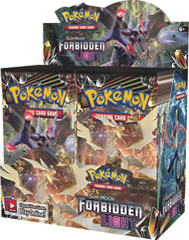 Forbidden Light Booster Box