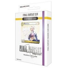 Final Fantasy Tcg Opus V - XIV 2018 Starter Deck