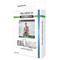 Final Fantasy Tcg Opus V - XII 2018 Starter Deck