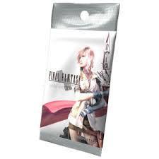 Final Fantasy Tcg: Opus V Booster Pack