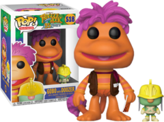 #518 - Gobo with Doozer - Fraggle Rock