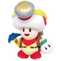 Captain Toad - 9in Plush
