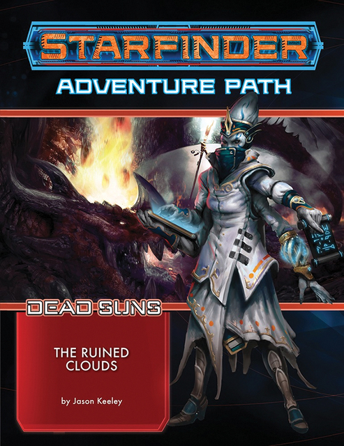 Starfinder: Dead Suns - The Ruined Clouds