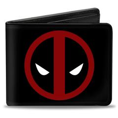 Deadpool: Bi-Fold Wallet - Logo