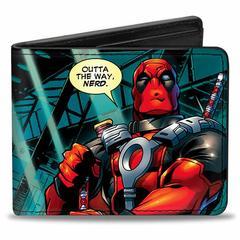 Deadpool: Bi-Fold Wallet - Pose
