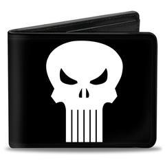 Punisher: Bi-Fold Wallet - Logo