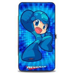 Hinged Wallet - Mega Man