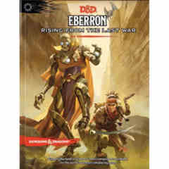 5th Edition - Eberron Rising fron the Last War