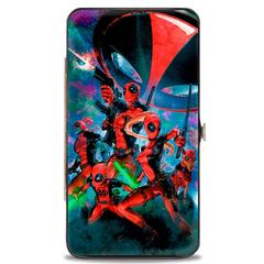 Deadpool: Hinged Wallet - Family