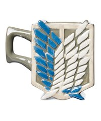 Attack on Titan: Scout Badge Mug