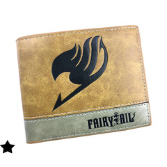 2 Tone Wallet: Fairy Tail