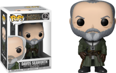 #62 - Game of Thrones: Davos Seaworth