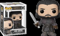 #61 - Game of Thrones: Jon Snow