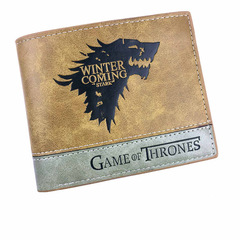 2 Tone Wallet: Game of Thrones