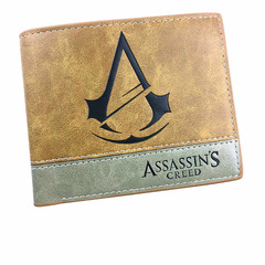 2 Tone Wallet: Assassin's Creed