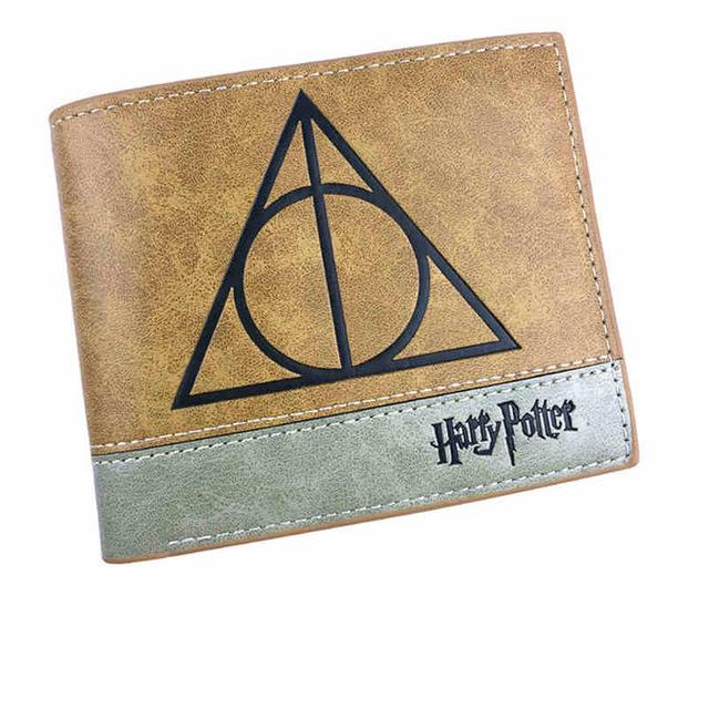 2 Tone Wallet: Harry Potter